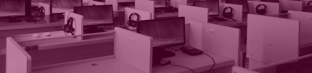 Computerarbeitsplätze