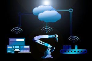 vernetzung in der Industrie 4.0