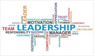 Schriftzug Führung