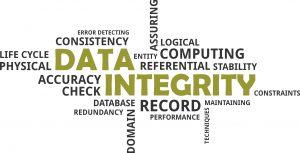 Schriftug Datenintegrität