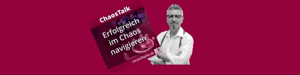 Tilo Staudenrausch, als Gast im ChaosTalk Podcast