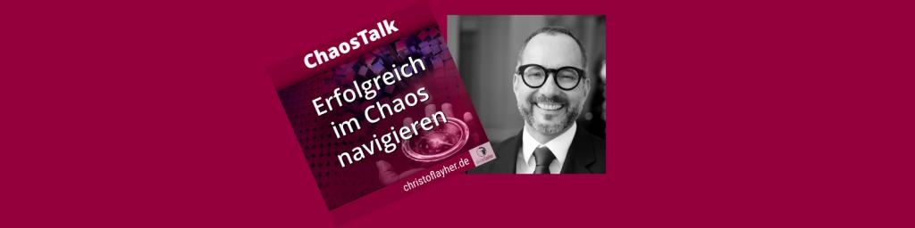 Podcast #ChaosTalk mit Alexander Plath