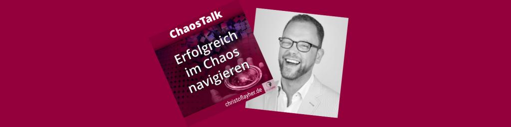 Podcast #ChaosTalk mit Herbert Höckel
