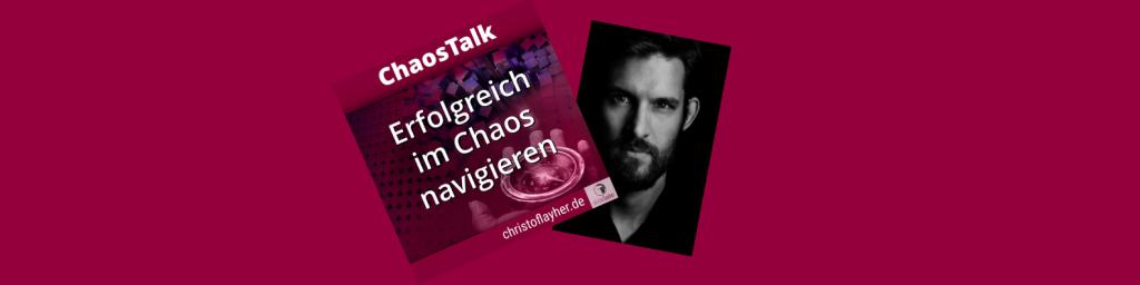 Podcast #ChaosTalk mit Matthias Fuchs