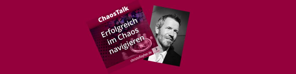 Podcast #ChaosTalk mit Bruno Hauser